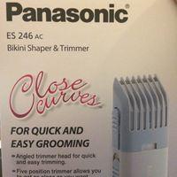 Panasonic Bikini Shaper & Trimmer uploaded by Wesley L.