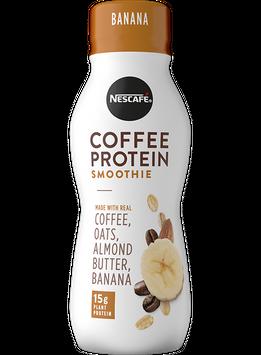 Nescafé® Coffee Protein Smoothie Banana