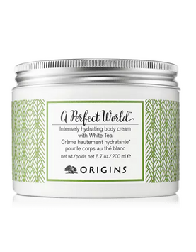 Origins A Perfect World™ Intensely Hydrating Body Cream With White Tea