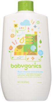 Babyganics Floor Cleaner - Fragrance Free - 16 oz