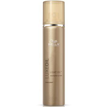 Wella LuxeOil Light Oil Keratin Protection Spray 1.82 oz