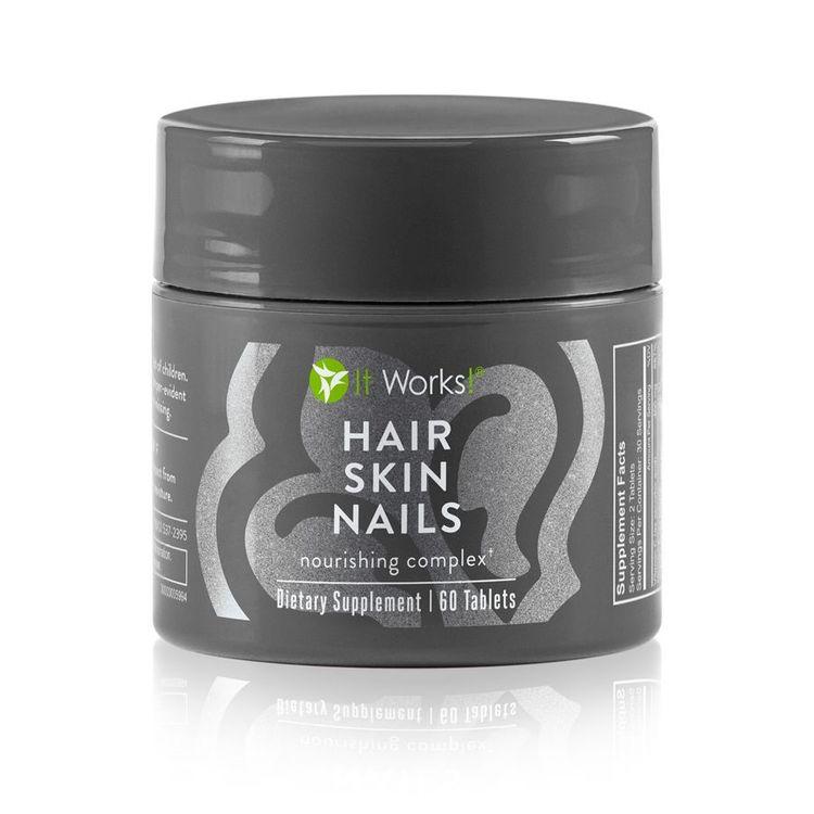 It Works! Hair Skin Nails Reviews 2020