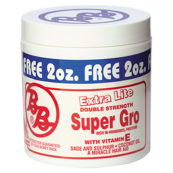 Bronner Brother's Extra Lite Double Strength Super Gro