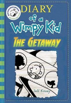 The Getaway (B&N Exclusive Edition) (Diary of a Wimpy Kid Series #12)
