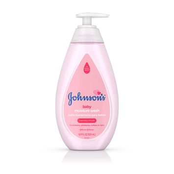 Johnson's® Baby Moisture Wash