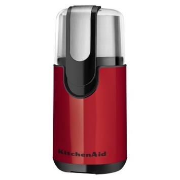 KitchenAid Blade Coffee Grinder- Empire Red BCG111