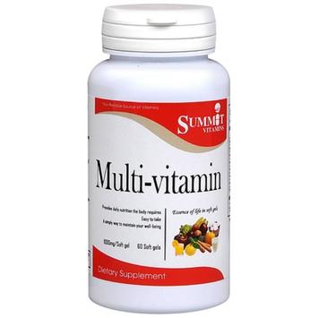 Summit Vitamins Multivitamin Softgels
