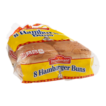 Stroehmann Hamburger Buns - 8 CT