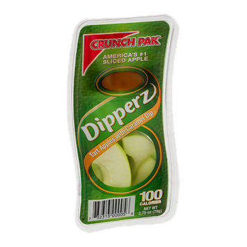 Crunch Pak Dipperz Tart Apples with Caramel Dip