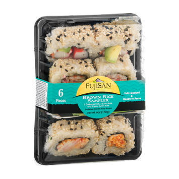 Fujisan Brown Rice Sampler - 6 Piece