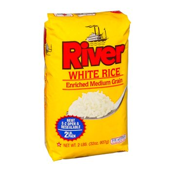 River Rice White Medium Grain