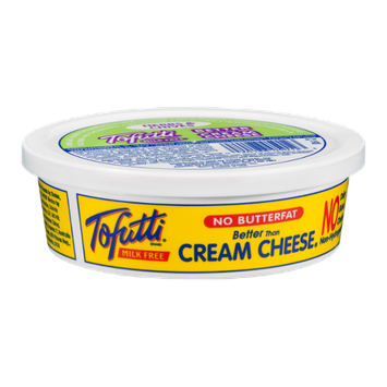 Tofutti Better Than Cream Cheese Herbs & Chives Milk Free