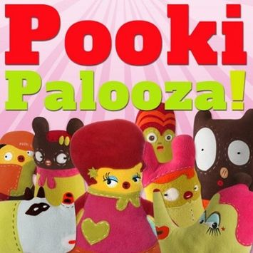 Pooki Palooza Plush Toy Dolls - All Sales Go to Charity