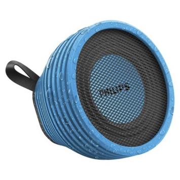 Philips Dot Portable Bluetooth Speaker - Blue (SB2000A/37)