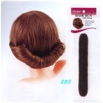 Annie Hair Bun with Sring