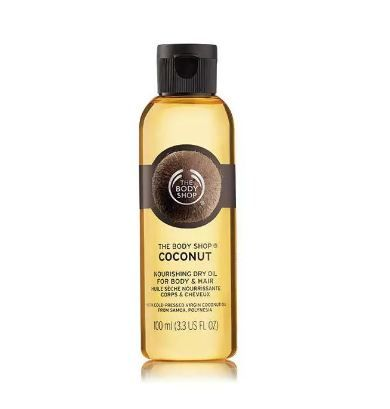 THE BODY SHOP® Coconut Nourishing Dry Oil For Body & Hair