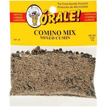 Orale Mixed Cumin, 2 oz