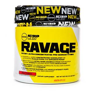 GNC Beyond RAW Ravage