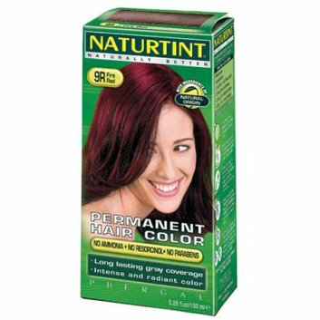 Naturtint Permanent Hair Color 9R Fire Red 5.45 fl oz