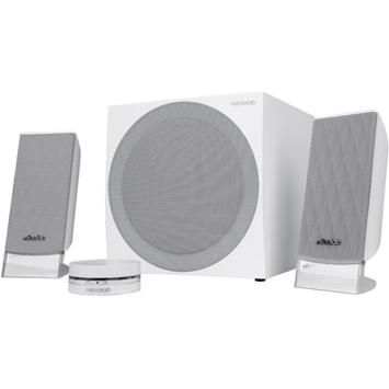 Microlab FC20 40W Subwoofer Stereo Speaker, White