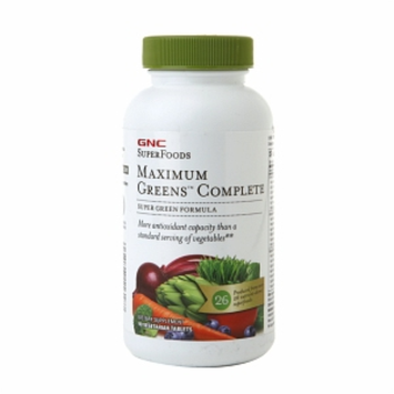 GNC Maximum Greens Super Green Formula