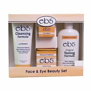 eb5 Face and Eye Beauty Set (4 Piece)