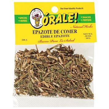 Orale Edible Epazote, .5 oz