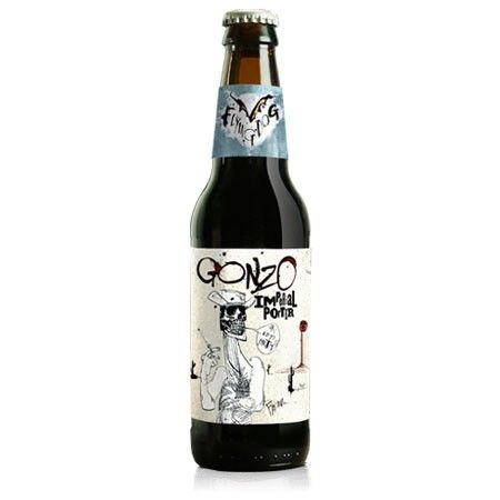 Flying Dog Brewery Flying Dog Gonzo Imperial Porter