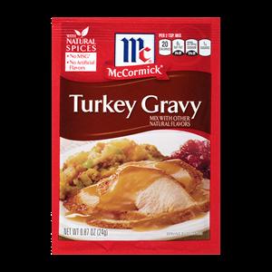 McCormick® Turkey Gravy Mix