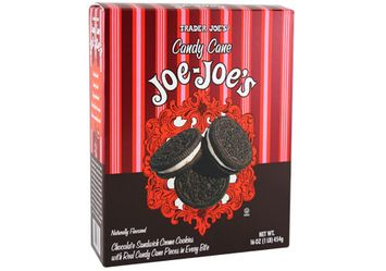 Trader Joe's Candy Cane Joe-Joe's