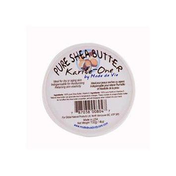 Mode De Vie 691246 Karite One Pure Shea Butter 4 Oz