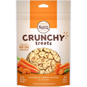 Nutro™ Crunchy Treats Chicken And Carrot Flavor