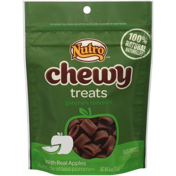 Nutro® Chewy With Real Apples Dog Treats