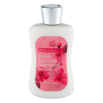 be bath escapes Cherry Blossom Temptation Body Lotion 10 fl oz.