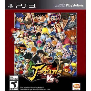Namco Bandai J-Stars Victory Vs+ (PS3) - Pre-Owned