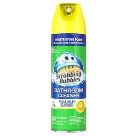 Scrubbing Bubbles 20-fl oz Shower and Bathtub Cleaner 682087