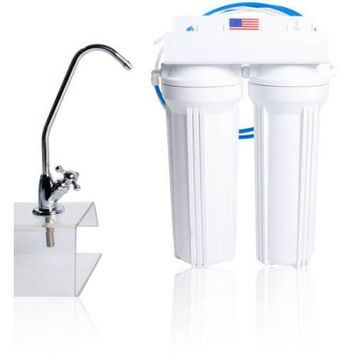 Apex Water Filters Apex 2-Stage Undercounter Drinking Water Filter