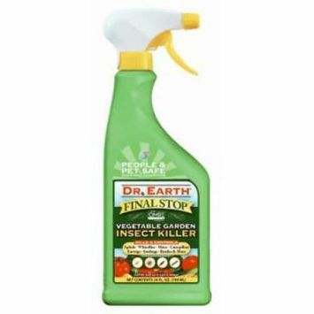 2PK Final Stop 24 OZ Ready To Use Vegetable Garden Insect Killer
