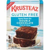 Krusteaz Gluten Free Double Chocolate Brownie Mix