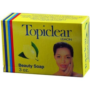 Topiclear Soap, Lemon, 3 oz.