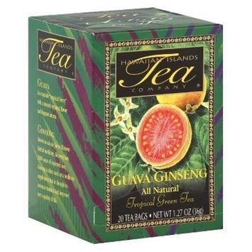 Hawaiian Island Tea Hawn Isl Tea Co Guava Ginseng