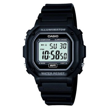 Casio Digital Black Sport Watch