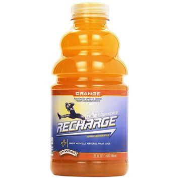 Knudsen Recharge, Orange, 32 oz