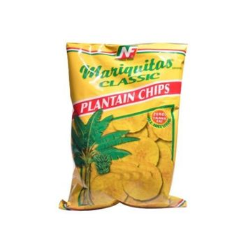 National Food Plantain Chips 3 OZ