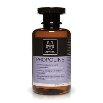 Apivita Propoline Volumizing Shampoo For Fine and Toneless Hair 8.5 fl oz.