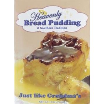 Heavenly Bread Pudding