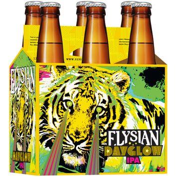 Elysian Dayglow IPA Beer 6 ct 12 Pack