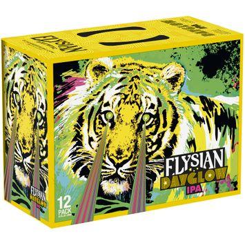 elysian dayglow ipa beer 1