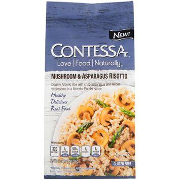 contessa® mushroom & asparagus risotto
