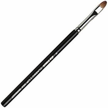 da Vinci Cosmetics Series 964 Classic Lip Brush, Oval Russian Red Sable, Size 6, 11.6 Gram